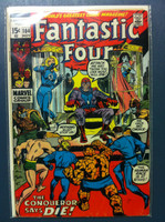 Fantastic Four #104 Our World - Enslaved ft : Sub-Mariner Nov 70 Excellent
