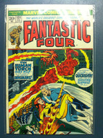 Fantastic Four #131 Revolt in Paradise Feb 73 Excellent
