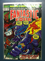 Fantastic Four #134 A Sdragon Stalks the Skies May 73 Very Good to Excellent