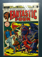 Fantastic Four #135 The Eternity Machine Jun 73 Excellent