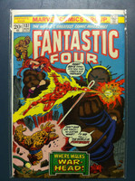 Fantastic Four #137 Rumble on Planet 3 Aug 73 Excellent