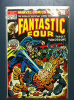 Fantastic Four #139 Target: Tomorrow! Oct 73 Excellent