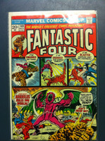 Fantastic Four #140 Annihilus Revealed Nov 73 Very Good