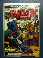 Fantastic Four #142 No Friend Beside Him Jan 74 Fine to Very Fine