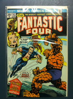 Fantastic Four #147 The Sub-Mariner Strikes Jun 74 Fine to Very Fine
