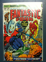 Fantastic Four #150 Ultron-7 : He'll Rule the World Sep 74 Fine to Very Fine