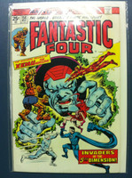Fantastic Four #158 Invasion from the Fifth Dimension May 75 Fine