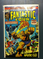 Fantastic Four #159 Havoc in the Hidden Land Jun 75 Fine