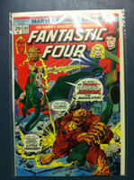 Fantastic Four #160 In One World - and Out the Other Jul 75 Fine
