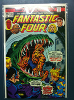 Fantastic Four #161 All the Worlds at Once Aug 75 Very Good to Excellent