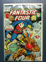 Fantastic Four #165 The Light of Other Worlds Dec 75 Fine