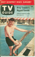 1953 TV Guide May 8 Arthur Godfrey Chicago edition Excellent - No Mailing Label  [Lt wear on cover; contents fine]