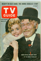 1963 TV Guide Mar 9 The Beverly Hillbillies Oregon State edition Very Good to Excellent - No Mailing Label  [Lt wear on cover, # WRT in pencil in logo; contents fine]