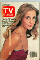 1980 TV Guide Aug 23 Genie Francis of General Hospital Northern Colorado edition Excellent  [Lt scuffing on cover, label removed;]