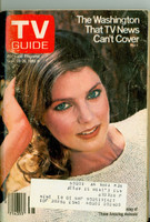 1980 TV Guide Sep 20 Priscilla Presley NY Metro edition Very Good to Excellent  [Scuffing and wear on cover; contents fine]
