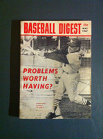 1967 Baseball Digest May Roger Maris Very Good to Excellent