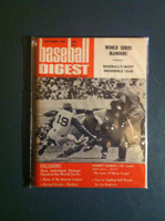 1969 Baseball Digest October World Series Excellent to Mint