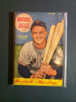 1948 Baseball Digest June Willard Marshall Very Good to Excellent