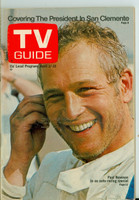 1971 TV Guide April 17 Paul Newman Oregon State edition Excellent - No Mailing Label  [Lt wear on cover, year WRT in pencil in logo; ow clean]