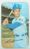 1970 Topps Baseball Supers 3 Luis Aparicio Chicago White Sox Good to Very Good