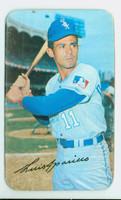 1970 Topps Baseball Supers 3 Luis Aparicio Chicago White Sox Very Good to Excellent