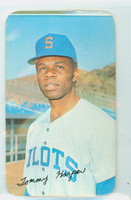 1970 Topps Baseball Supers 9 Tommy Harper Seattle Pilots Very Good