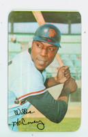 1970 Topps Baseball Supers 13 Willie McCovey San Francisco Giants Very Good to Excellent