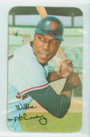 1970 Topps Baseball Supers 13 Willie McCovey Near-Mint