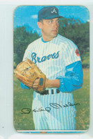 1970 Topps Baseball Supers 15 Phil Niekro Atlanta Braves Very Good
