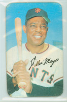 1970 Topps Baseball Supers 18 Willie Mays Very Good to Excellent