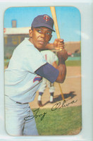 1970 Topps Baseball Supers 26 Tony Oliva Excellent to Mint