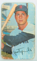 1970 Topps Baseball Supers 29 Carl Yastrzemski Boston Red Sox Good to Very Good
