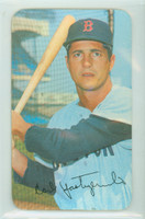 1970 Topps Baseball Supers 29 Carl Yastrzemski Boston Red Sox Excellent