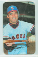 1970 Topps Baseball Supers 30 James Fregosi California Angels Very Good to Excellent