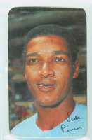 1970 Topps Baseball Supers 31 Vada Pinson Very Good to Excellent