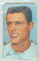 1970 Topps Baseball Supers 32 Lou Piniella Kansas City Royals Very Good to Excellent