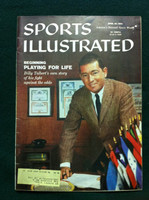 1959 Sports Illustrated April 20 Billy Talbert Excellent