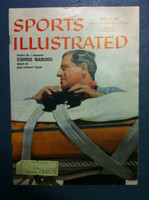 1959 Sports Illustrated August 24 Yachting Very Good
