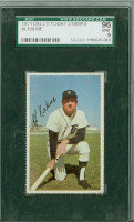 1971 Dell Stamps 1 Al Kaline Detroit Tigers SGC96 Mint