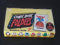 1966 Comic Book Foldees 5 Cent Wrapper Excellent