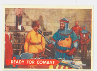 1957 Robin Hood 43 Ready for Combat Excellent to Mint