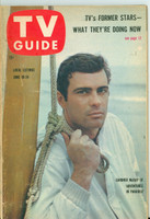 1960 TV Guide Jun 18 Gardner McKay of Adventures in Paradise Illinois edition Very Good to Excellent - No Mailing Label  [Wear on binding, contents fine]