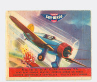 1941 Sky Birds 16 USA Curtis-Hawk Very Good