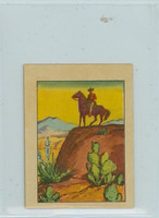1951 Post Hopalong Cassidy 15 Desert Plants Near-Mint