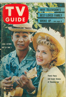 1960 TV Guide May 28 Hawaiian Eye St. Lawrence edition Excellent to Mint - No Mailing Label  [Very clean example]