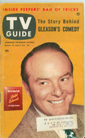 1953 TV Guide Apr 24 Ralph Edwards of This Is Your Life NY Metro edition Very Good  [Wear and scuffing on both covers; contents fine]