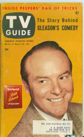 1953 TV Guide Apr 24 Ralph Edwards of This Is Your Life NY Metro edition Very Good  [Heavy toning along binding; contents fine]