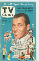 1953 TV Guide Jun 19 Ed Sullivan Mid States edition Very Good to Excellent - No Mailing Label  [Lt wear and scuffing on cover, contents fine]