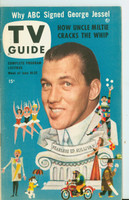1953 TV Guide Jun 19 Ed Sullivan Philadelphia edition Very Good to Excellent  [Wear and lt creasing on cover, contents fine]