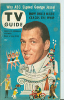 1953 TV Guide Jun 19 Ed Sullivan NY Metro edition Very Good - No Mailing Label  [Lt spotting and staining on cover; lt cover wear, contents fine]